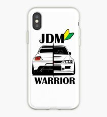 JDM Warrior #1 iPhone Case