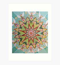 Mandala of Infinite possibility Art Print