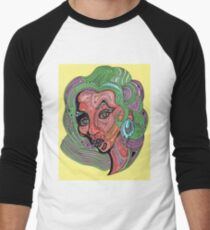 Winehouse 27 Club Men's Baseball ¾ T-Shirt