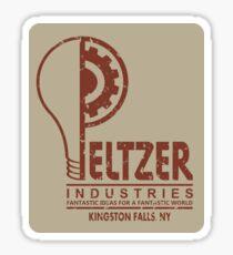 Gremlins - Peltzer Industries Sticker
