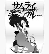 Samurai Champloo Fuu Poster