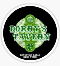 Gremlins - Dorrys Tavern Sticker