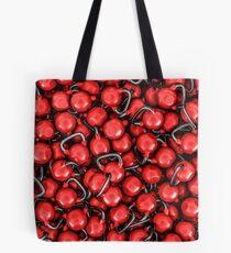Kettlebells RED Tote Bag
