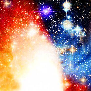 Starry Heaven by coffy