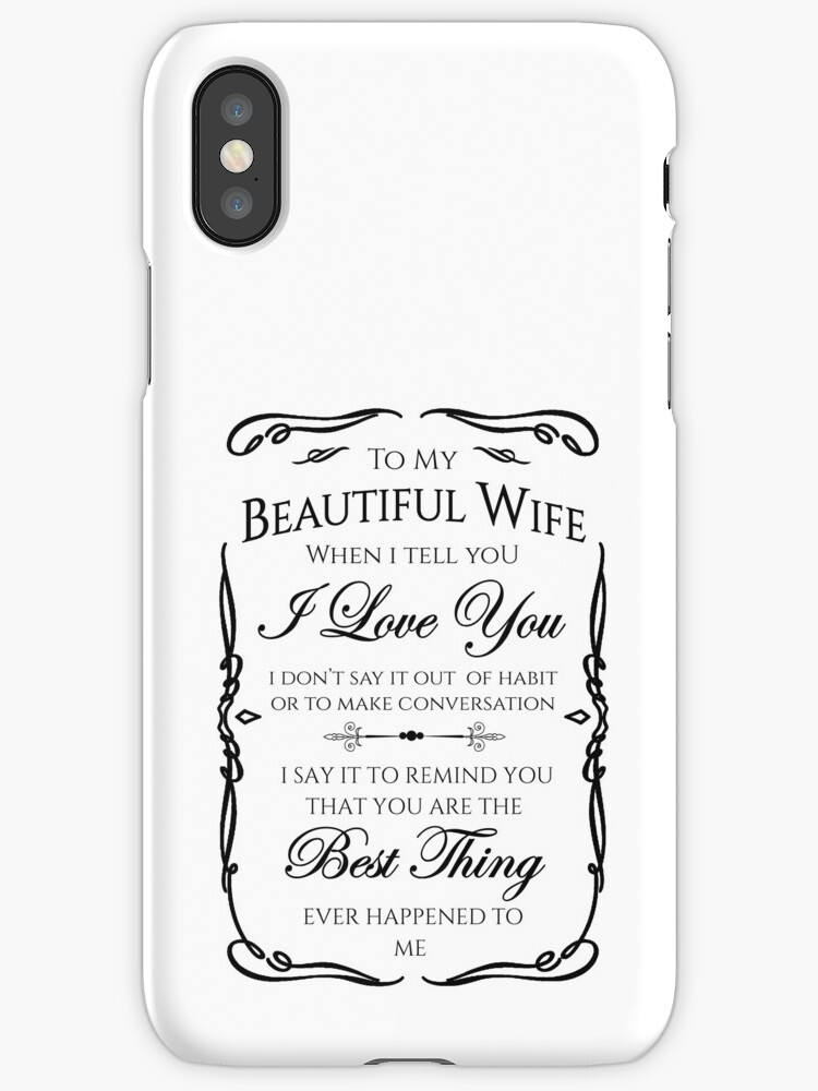 95 best gift for wife best wedding gift for wife 27 23 best gift to wife say i love you by kleynard agustin negle Gallery