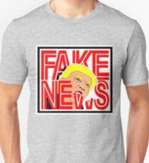 DOM NOM FAKE NEWS T-Shirt