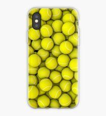 Tennis balls iPhone Case