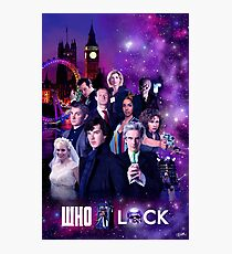 WhoLock Photographic Print