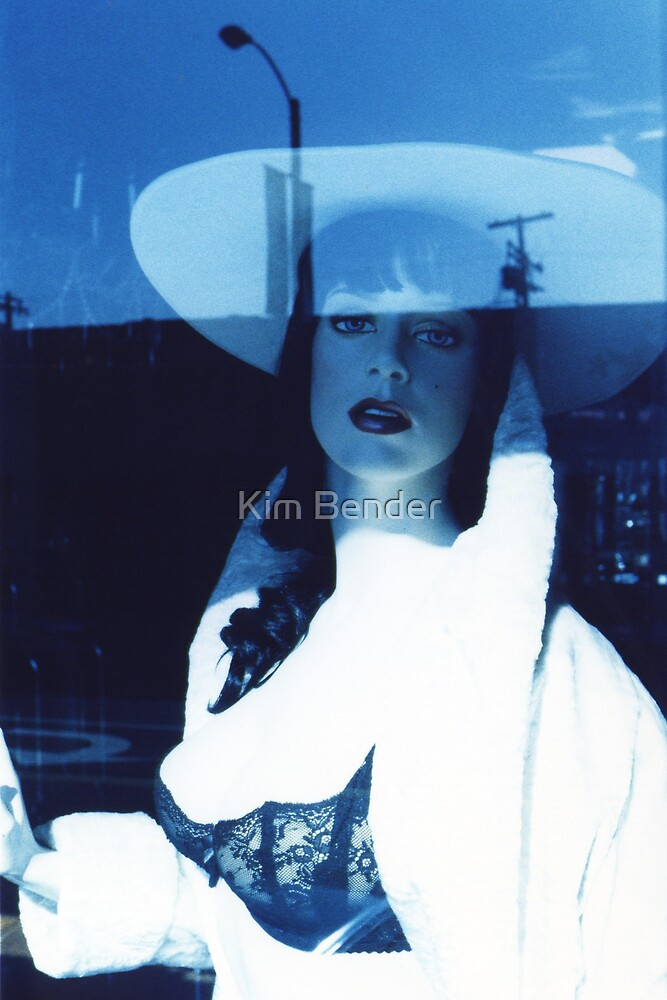 Sexy Lady by Kim Bender