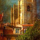 Sé de Lisboa. Lisbon Cathedral. by terezadelpilar ~ art & architecture