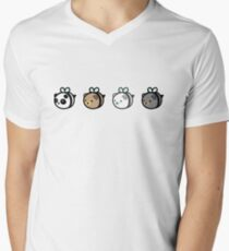 Bumblebears - All Bears in a Line T-Shirt