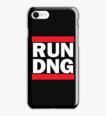 RUN DNG - Adobe Camera Raw RUN DMC iPhone Case/Skin