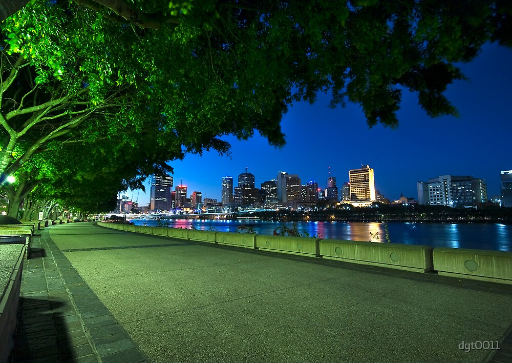 Southbank River Walk by dgt0011