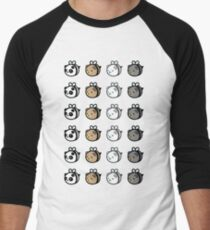 Bumblebears - Many Bears in a Line T-Shirt