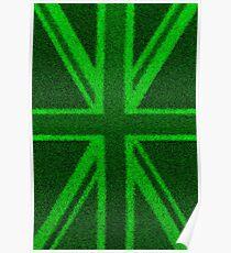 Grass Britain Poster