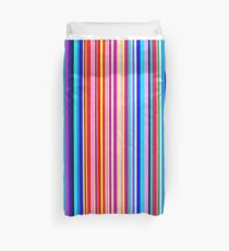 Colourful Stripes Duvet Cover