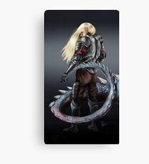 Rhaenys Targaryen Canvas Print