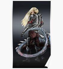 Rhaenys Targaryen Poster