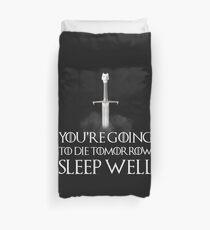 Sleep well - Game of Thrones Duvet Cover