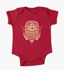Mutant and Proud! (Raph) Kids Clothes