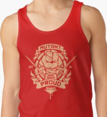 Mutant and Proud! (Raph) Tank Top