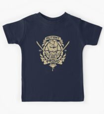 Mutant and Proud! (Leo) Kids Clothes