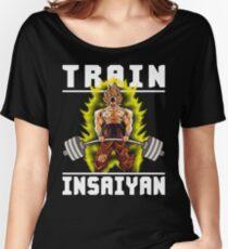 Train Insane - Deadlift Women's Relaxed Fit T-Shirt
