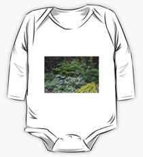Herbaceous Border One Piece - Long Sleeve