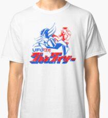 Goldrake/Actarus - Red&Blue Classic T-Shirt