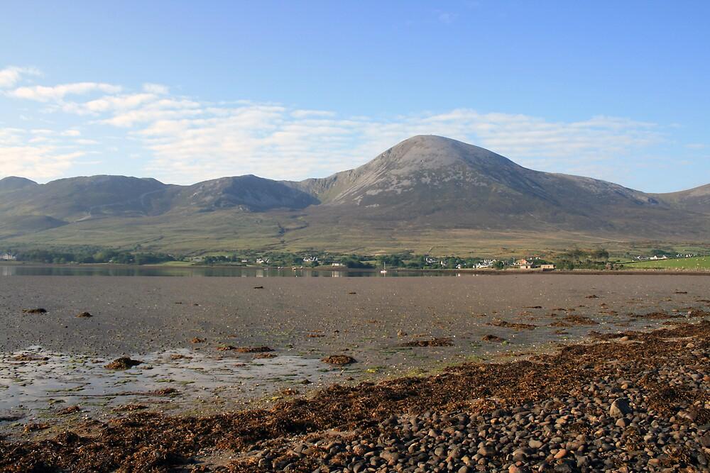 Croagh Patrick summer view by John Quinn