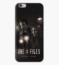 The X-files Poster s11 n°2 iPhone Case