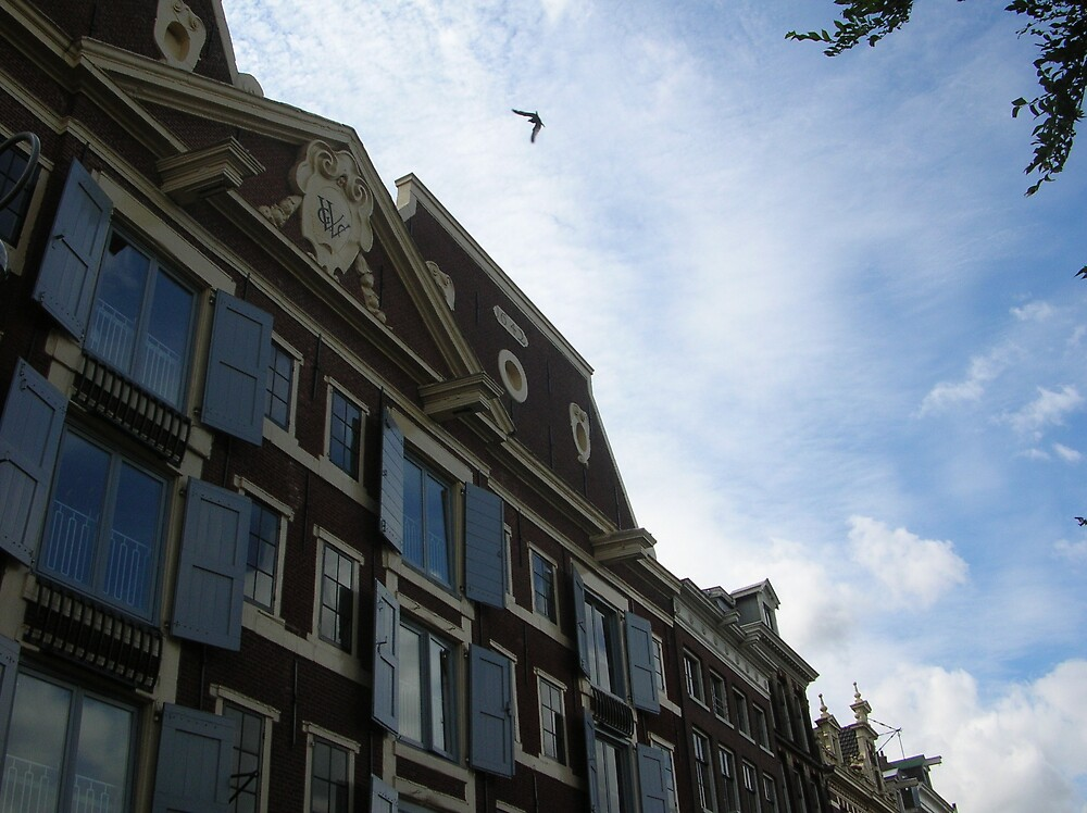Amsterdam by WildRover23
