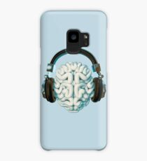 Mind Music Connection Case/Skin for Samsung Galaxy