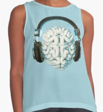 Mind Music Connection Contrast Tank