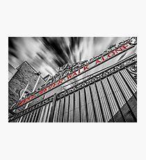 Die Shankly Gates - Anfield Fotodruck