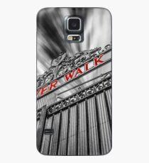 Die Shankly Gates - Anfield Hülle & Klebefolie für Samsung Galaxy
