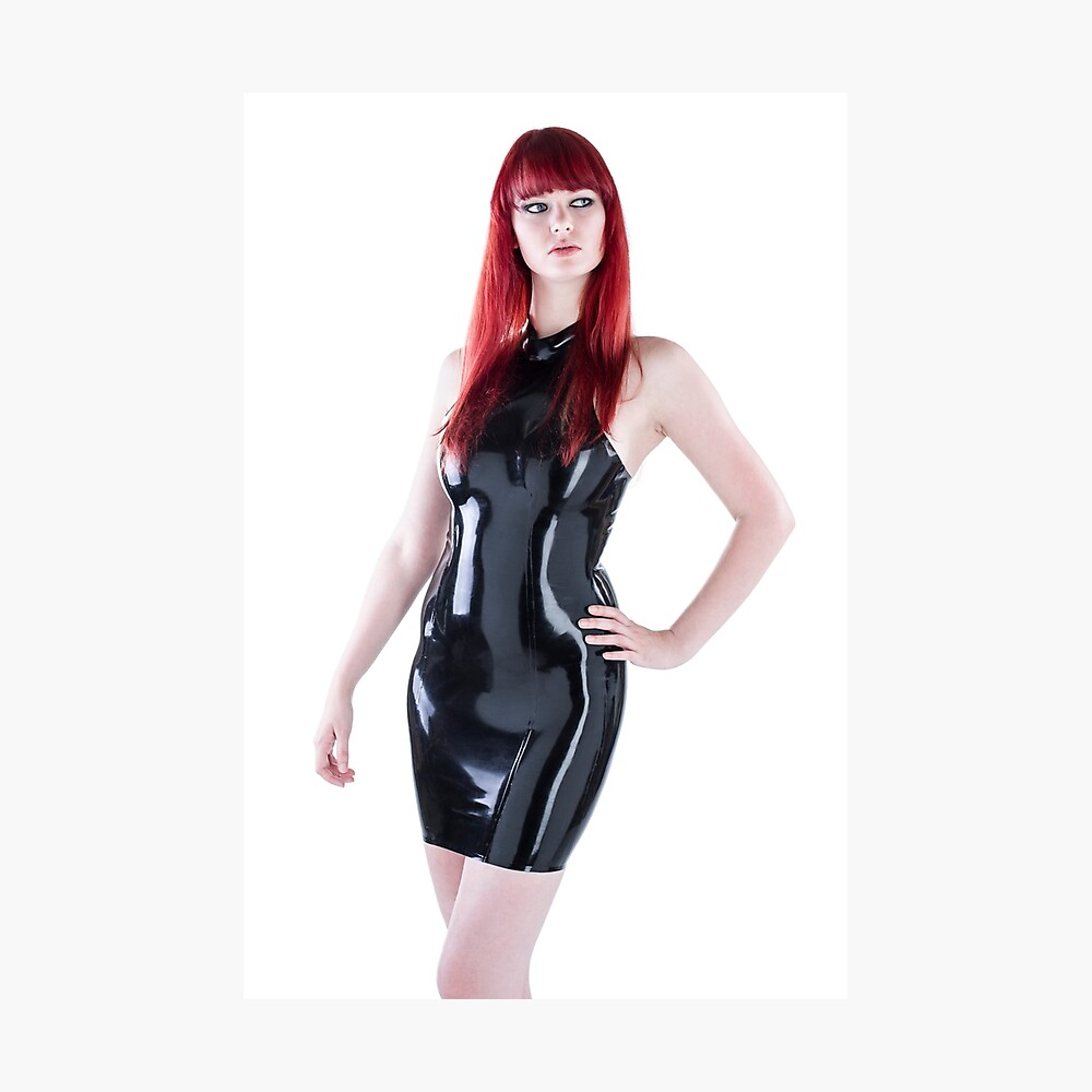 Lovely Latex 06 Photographic Print