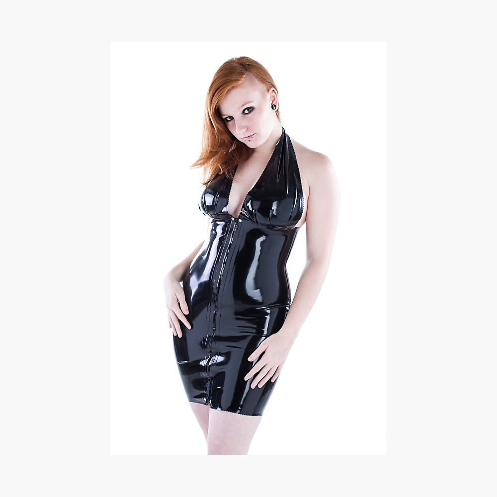 Lovely Latex 01 Photographic Print