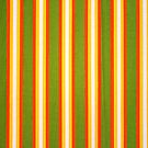 Retro Stripe by Jo O'Brien