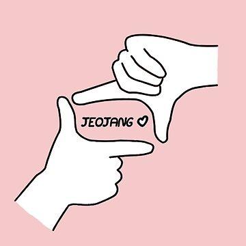 Wanna One - Jeojang ♥ black and white by theK-TREASURE
