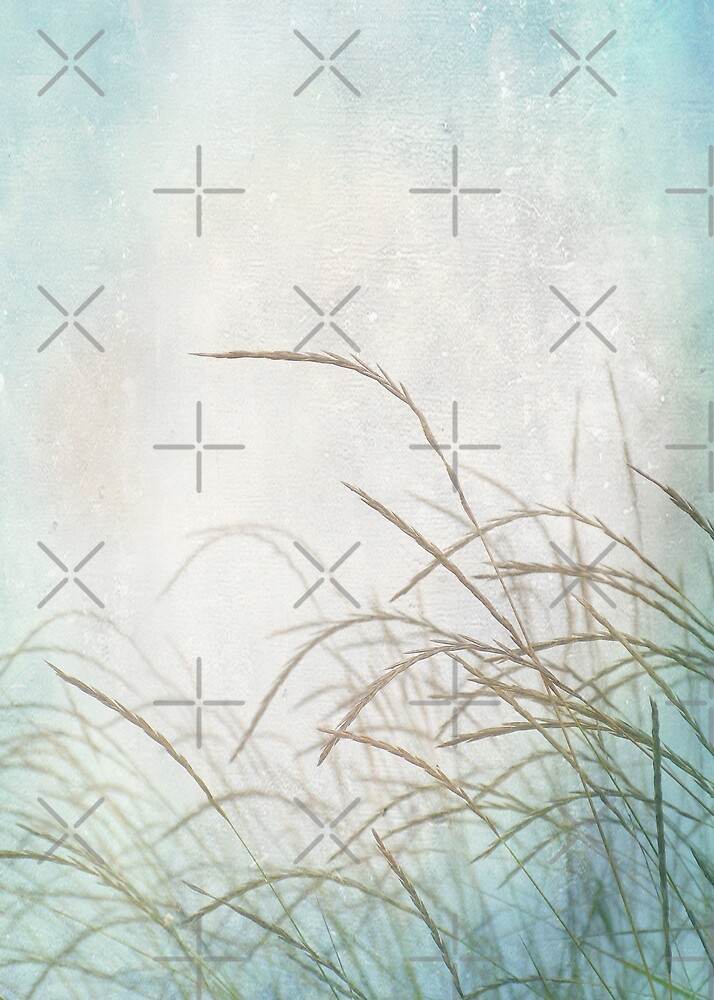 Grasses in the wind by Artskratch