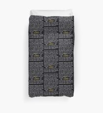 how i met your mother classic  Duvet Cover