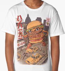 BurgerZilla Long T-Shirt