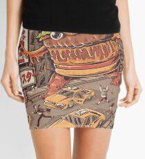 Minifalda BurgerZilla