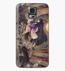 Funda/vinilo para Samsung Galaxy Corriendo con monstruos - Kitsune Fox Yokai