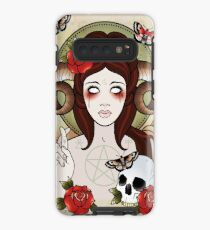 Pagan Goddess Case/Skin for Samsung Galaxy