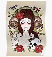 Pagan Goddess Poster