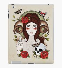 Pagan Goddess iPad Case/Skin