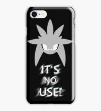 Silver the Hedgehog iPhone Case/Skin