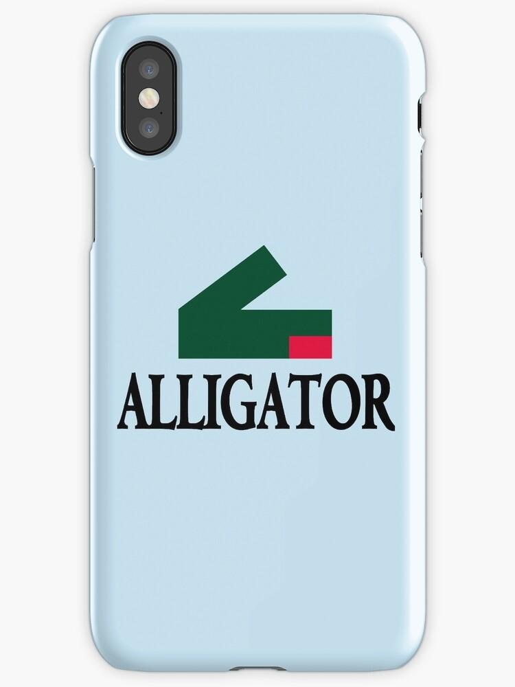 Lacoste Crocodile Alligator Lizard brand brand Gators Trap by GarciaPayan